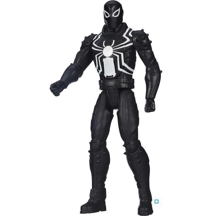 Spiderman Figurine de Combat & Staff Spinners