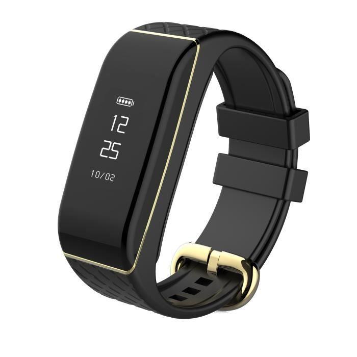 mykronoz montre connect e zefit pulse noir achat montre. Black Bedroom Furniture Sets. Home Design Ideas