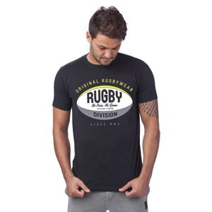 T-SHIRT RUGBY DIVISION T-shirt Courage Homme RGB