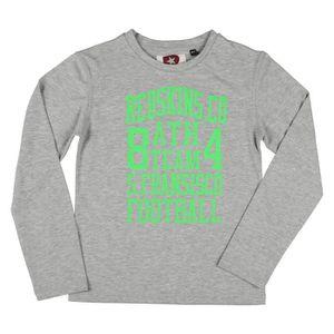 T-SHIRT REDSKINS T-shirt Ml Lagger Enfant Garçon