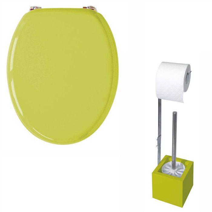 Gelco set 2 accessoires wc impulsion - Ensemble accessoires wc ...