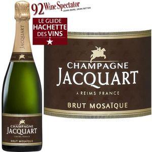 Champagne Jacquart Brut Mosaïque Fresh + étui