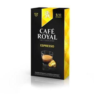 CAFÉ CAPSULE Cafe Royal Espresso Capsules compatibles Système N