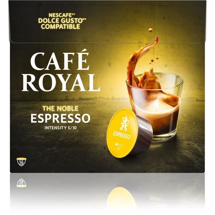 Les Meilleures Capsules Cafe Dolce Gusto