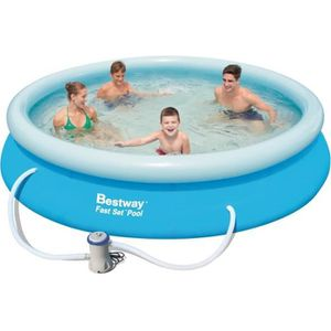 Kit Piscine Ronde Fast Set Pools D 366cm h 76cm