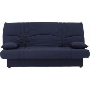 canap clic clac achat vente canap clic clac pas cher les soldes sur cdiscount cdiscount. Black Bedroom Furniture Sets. Home Design Ideas