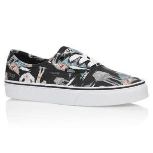 BASKET VANS Baskets Authentic STAR WARS Chaussures Enfant