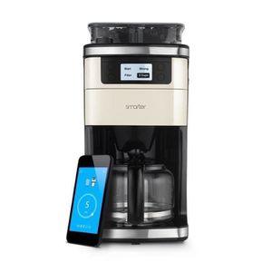 destockage smarter machine caf connect e avec broyeur int gr cafeti re au meilleur prix. Black Bedroom Furniture Sets. Home Design Ideas