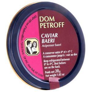 CAVIAR DOM PETROFF Caviar Baeri 30g
