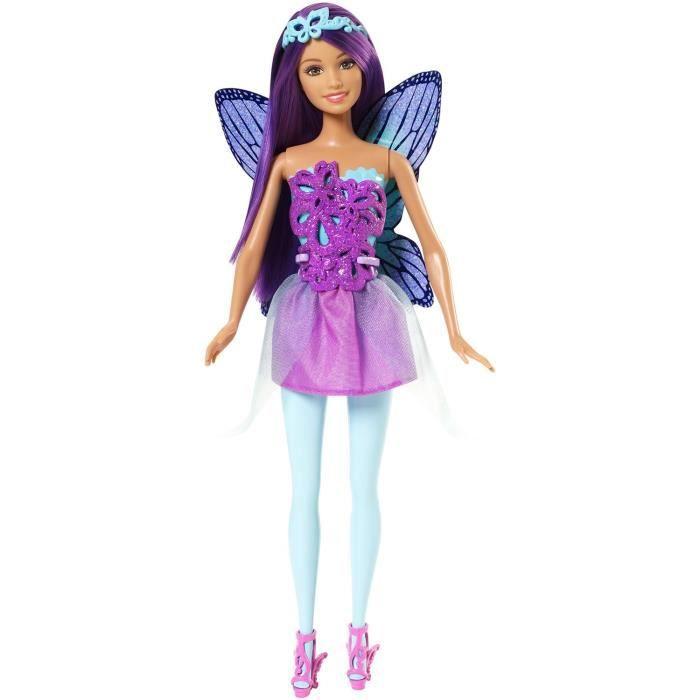 poupe barbie teresa fe violette