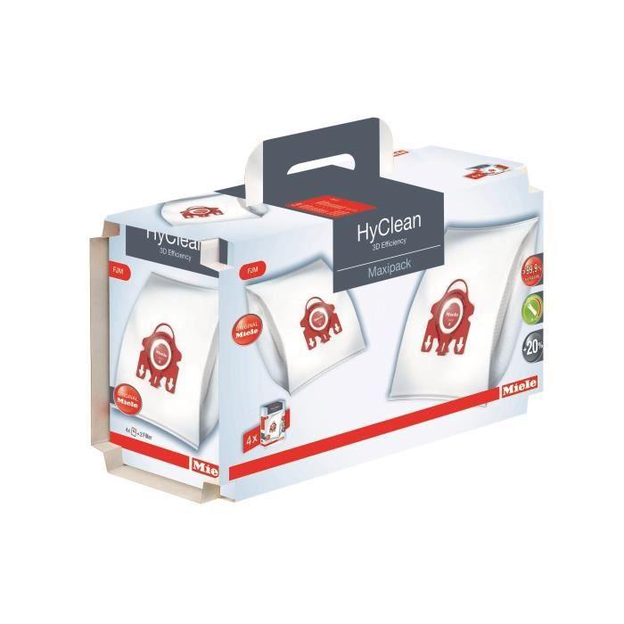 sacs aspirateur miele maxipack hyclean 3d fjm achat vente sac aspirateur cdiscount. Black Bedroom Furniture Sets. Home Design Ideas