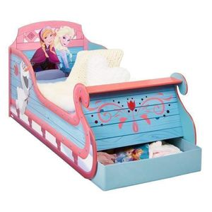 lit reine des neiges 90x190 achat vente jeux et jouets. Black Bedroom Furniture Sets. Home Design Ideas