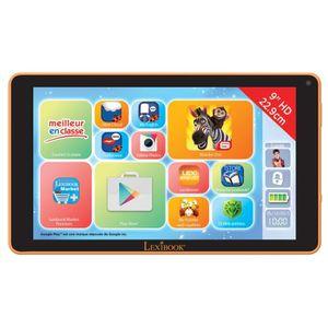 """JEU CONSOLE EDUCATIVE LEXIBOOK Tablette Enfant Fluo XL 9"""""""