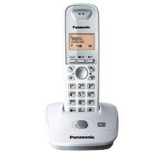 Téléphone fixe PANASONIC KX-TG2521FRW Blanc