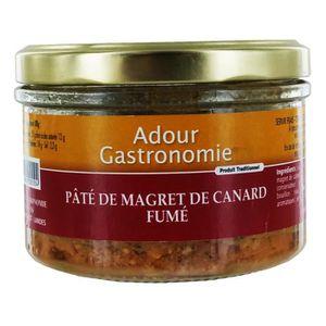 PATÉ - TERRINE Pâté Magret de Canard Fumé
