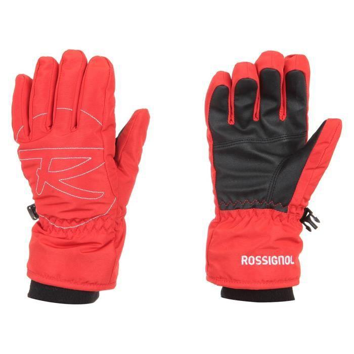 rossignol gants de ski k noa g enfant gar on prix pas cher cdiscount. Black Bedroom Furniture Sets. Home Design Ideas