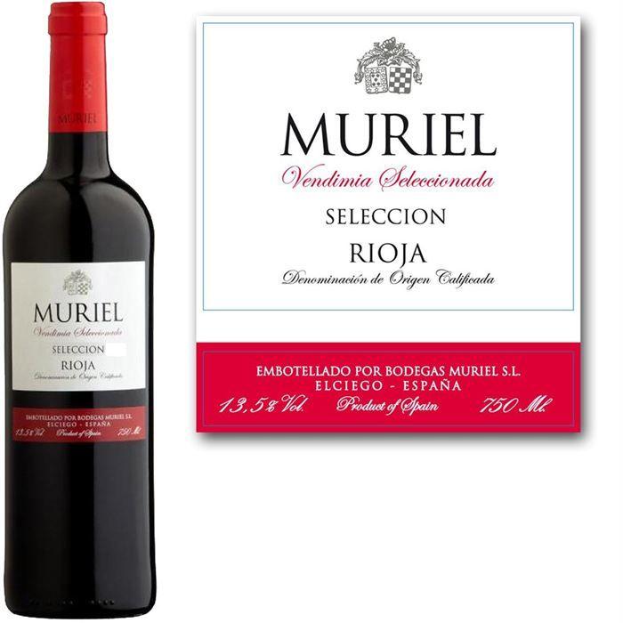 vin rouge espagnol rioja