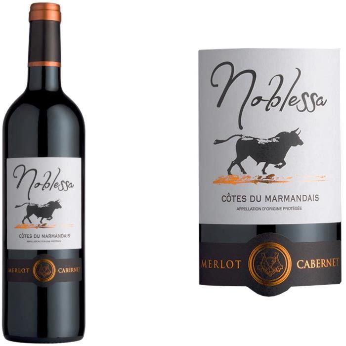 aop c tes du marmandais noblessa 2012 vin rouge achat vente vin rouge marmandais noblessa. Black Bedroom Furniture Sets. Home Design Ideas