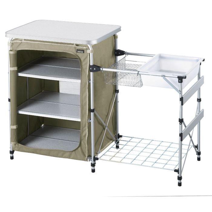 Trigano meuble de cuisine avec evier prix pas cher for Meuble de cuisine prix
