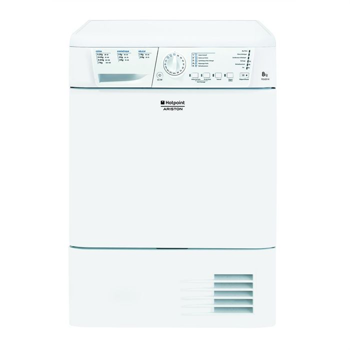 hotpoint tclg31x achat vente s 232 che linge cdiscount
