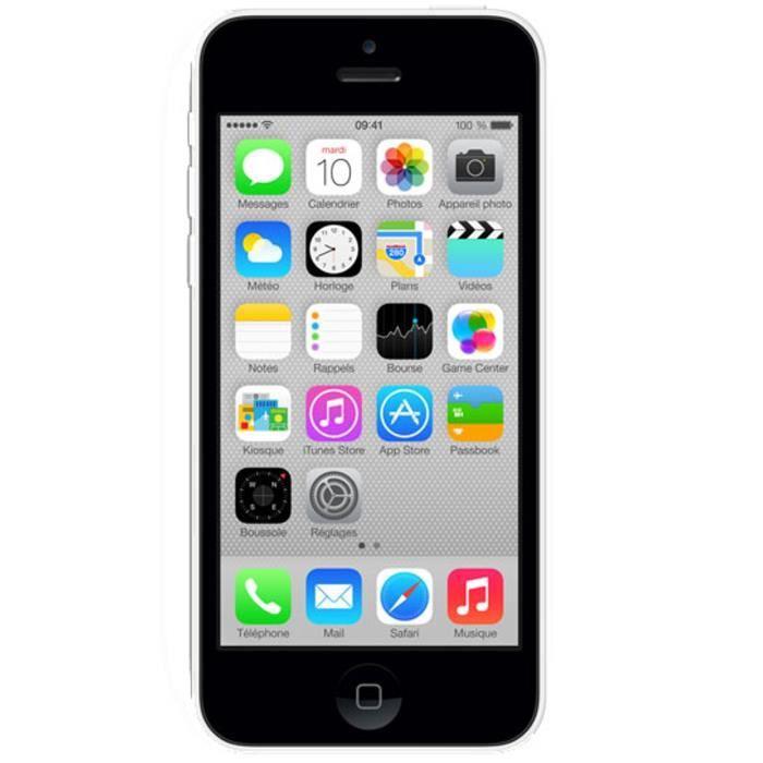 Iphone C Blanc Go Neuf