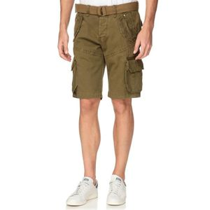 SHORT GEOGRAPHICAL NORWAY Short Cargo Piroutte Homme