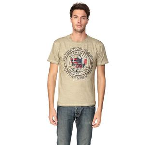 POLO GEOGRAPHICAL NORWAY T-Shirt Jounger Homme