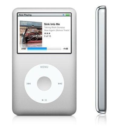 Apple ipod classic 160 go silver lecteur mp3 prix pas cher cdiscount - Cdiscount lecteur mp3 ...