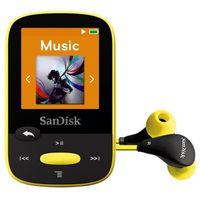 LECTEUR MP3 SanDisk Clip Sport 4 Go Jaune Lecteur MP3