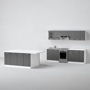 cuisine avec ilot achat vente cuisine avec ilot pas. Black Bedroom Furniture Sets. Home Design Ideas