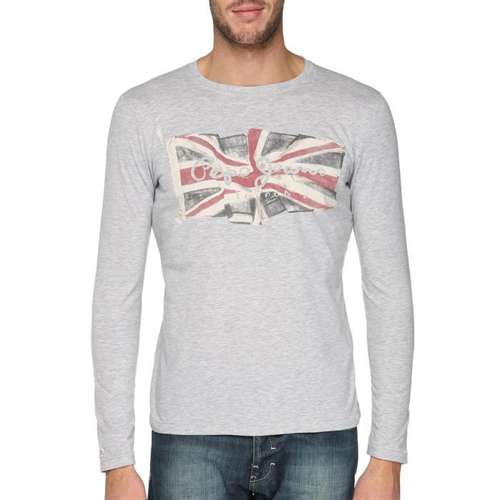 Jean Pepe Jeans Homme Pepe Jeans T-shirt Homme