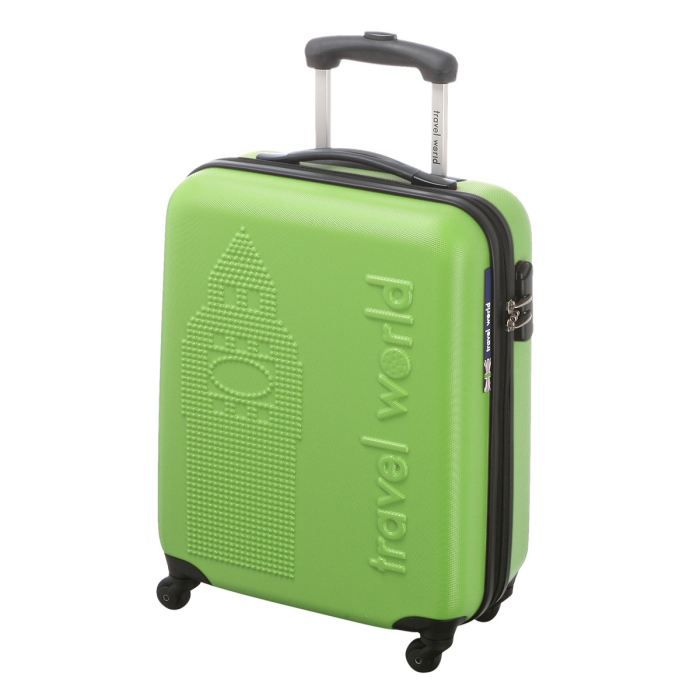 VALISE - BAGAGE TRAVEL WORLD Valise trolley LOW COST LONDON
