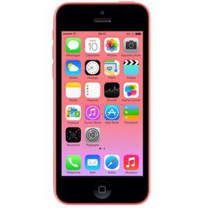Smartphone APPLE IPHONE 5C ROSE 32GO