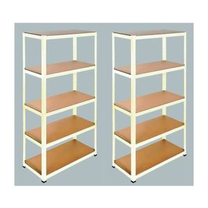 etagere garage achat vente etagere garage pas cher. Black Bedroom Furniture Sets. Home Design Ideas