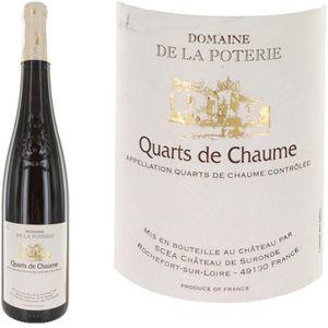 VIN BLANC Quart de Chaume Domaine de la Poterie 2007 50cl