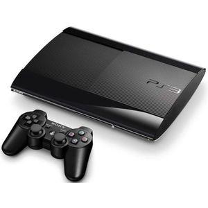 CONSOLE PS3 Console PS3 12 Go Ultra Slim Noire