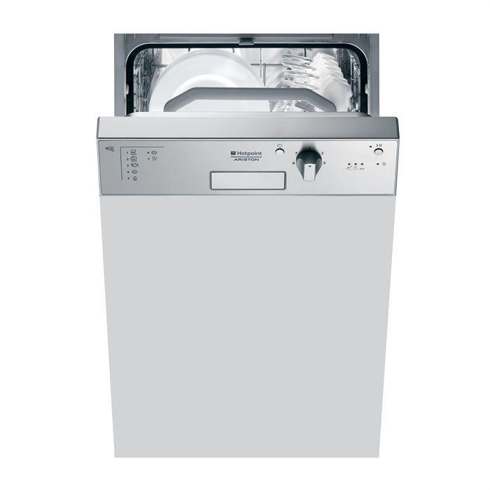 hotpoint lave vaisselle encastrable lsp720a ha ix achat vente lave vaisselle cdiscount. Black Bedroom Furniture Sets. Home Design Ideas