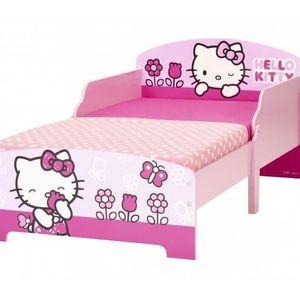lit hello kitty achat vente jeux et jouets pas chers. Black Bedroom Furniture Sets. Home Design Ideas