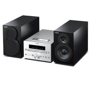 YAMAHA MCR232 SIBL Micro-Chaîne HiFi CD iPod / iPhone