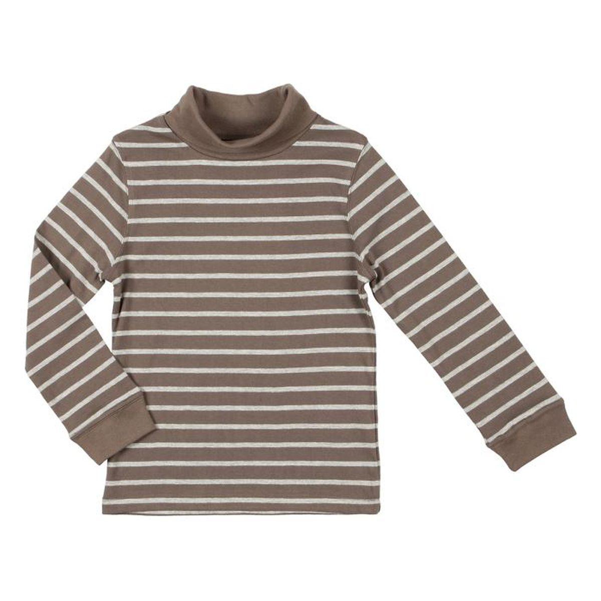 epop boys sous pull enfant gar on beige et gris achat. Black Bedroom Furniture Sets. Home Design Ideas