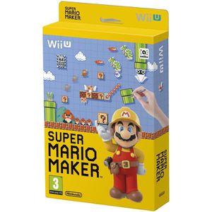 JEUX WII U Super Mario Maker Jeu Wii U