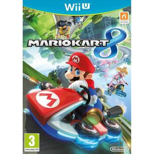 JEUX WII U Mario Kart 8 Jeu Wii U