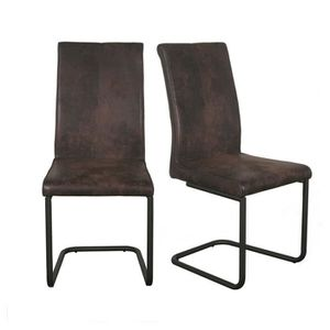 chaise de salle a manger achat vente chaise de salle a. Black Bedroom Furniture Sets. Home Design Ideas