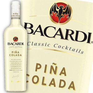 Punch-Cocktail préparé Bacardi pina colada 70cl