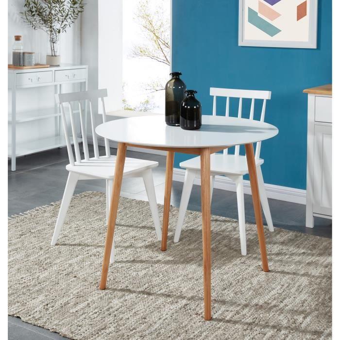 table de cuisine ronde achat vente table de cuisine. Black Bedroom Furniture Sets. Home Design Ideas