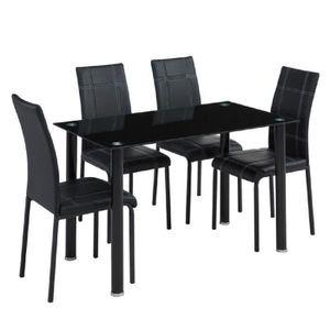 Ensemble table et chaise salle a manger achat vente - Ensemble table a manger et chaise pas cher ...