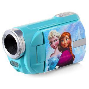 APPAREIL PHOTO ENFANT LA REINE DES NEIGES Camescope