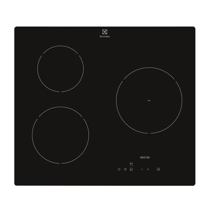 Electrolux e6203iok table induction achat vente plaque induction cdiscount - Electrolux e6113hik table de cuisson ...