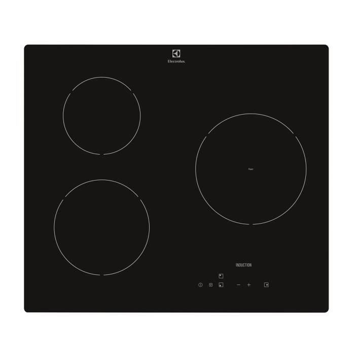 electrolux ehh6230iok table induction achat vente plaque induction cdiscount. Black Bedroom Furniture Sets. Home Design Ideas