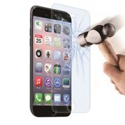 FILM PROTECT. TÉLÉPHONE Muvit Film protecteur verre trempé Plat pour Apple